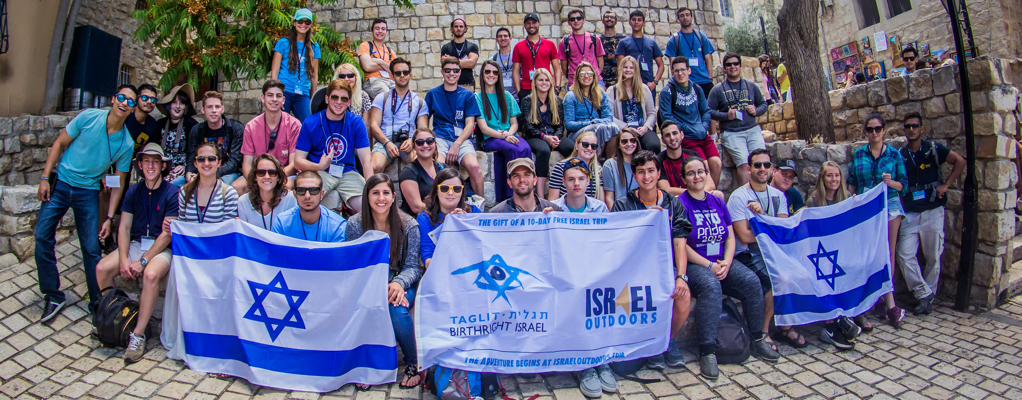 Birthright Group Photo