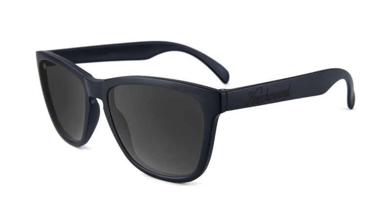 Knockaround Classics Black Sunglasses