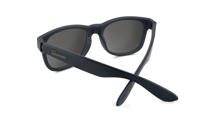 Knockaround Fort Knocks Black Sunglasses